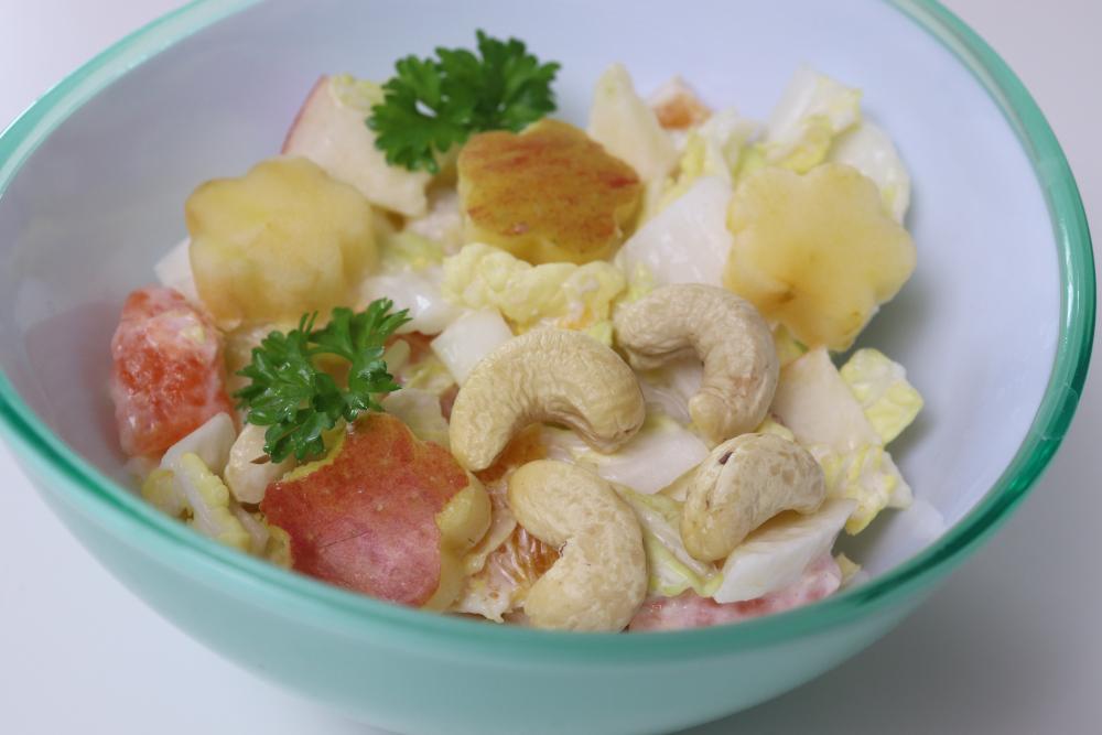 Süßer Salat